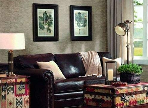 美式风格的休闲家具拥有哪些特点?