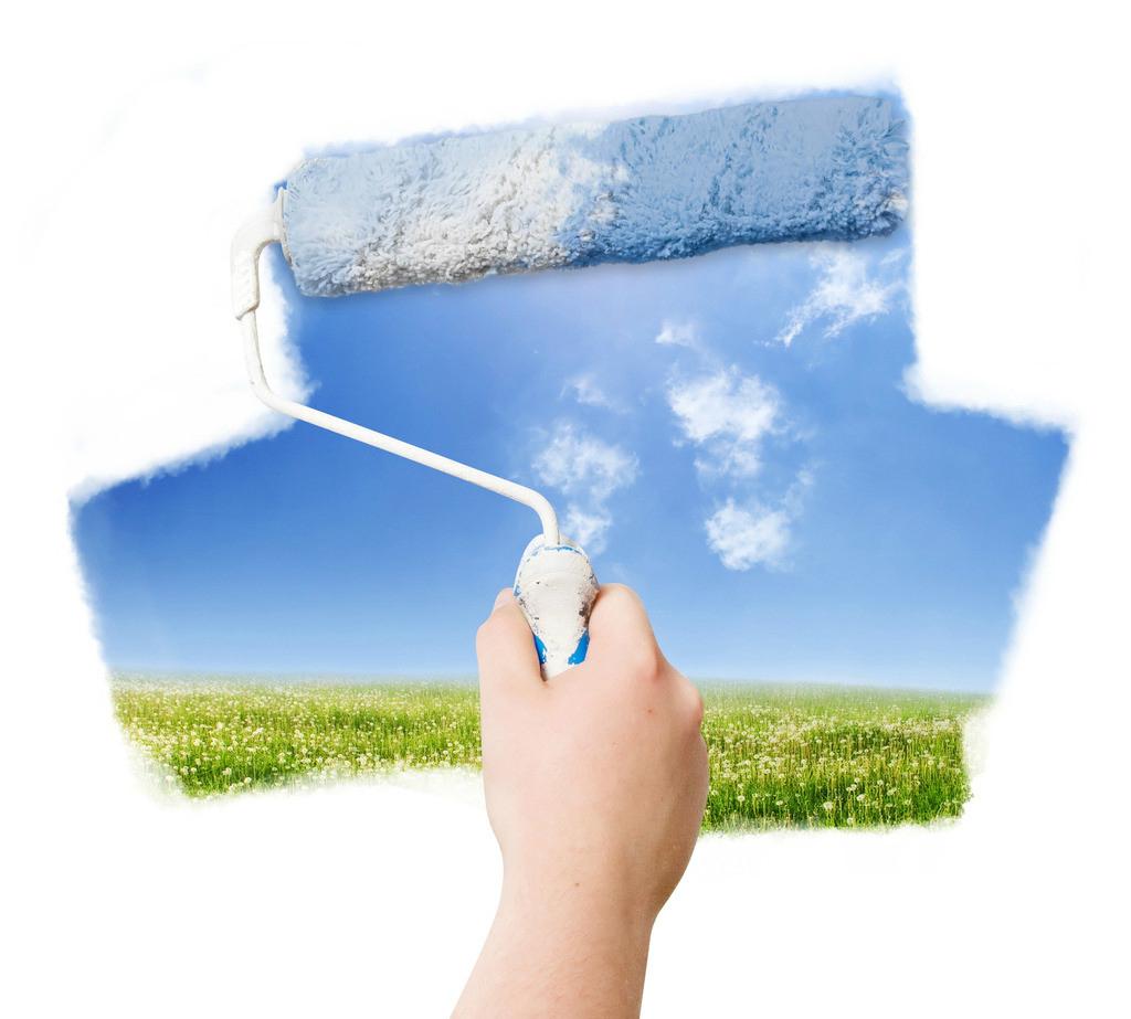 各种天气对油漆涂刷的影响
