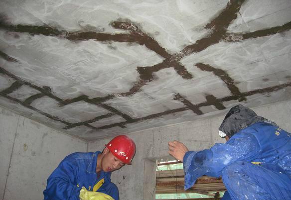 房屋出现裂缝    你知道怎样修补吗