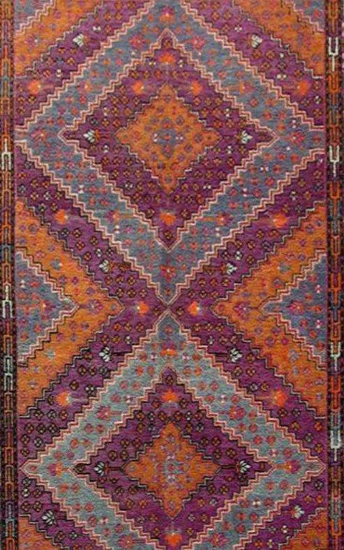 如何选购东方式地毯