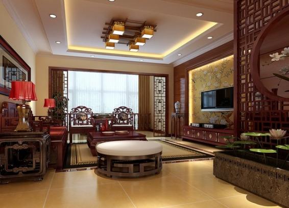 中式风格的要点设计!