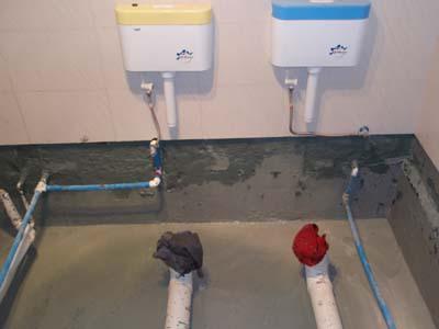 卫生间的防水补漏