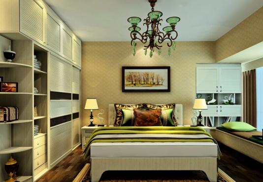 美式风格家居的选材要素!