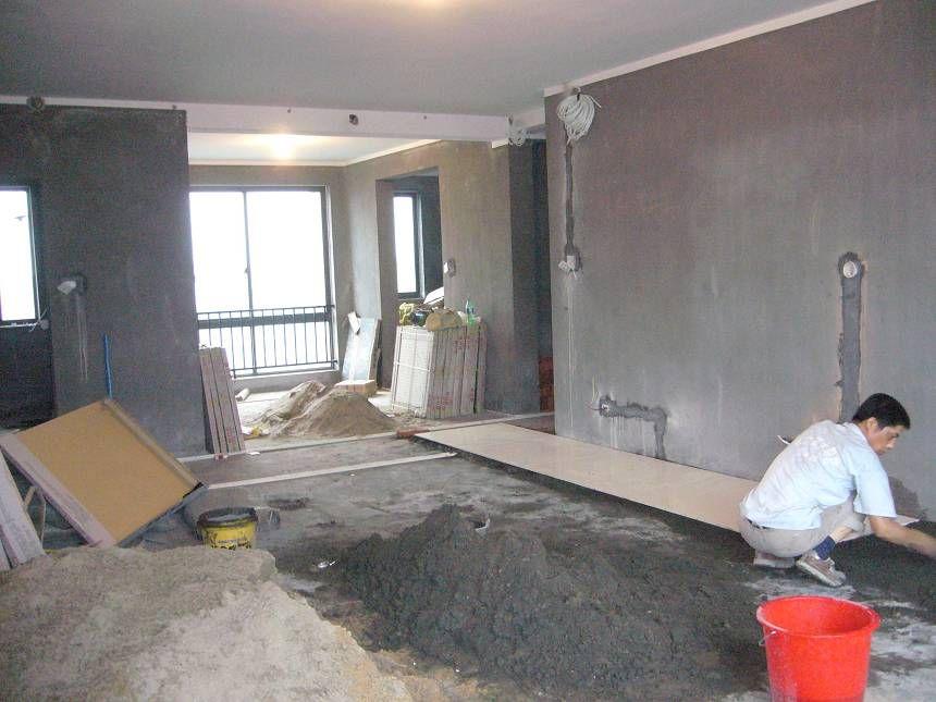 瓷砖铺贴之前的准备工作有哪些