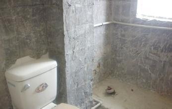卫生间拆改需谨慎   你我都注意