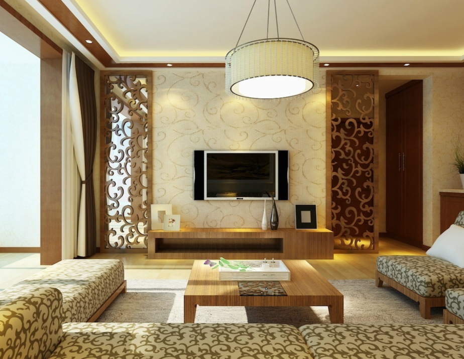 灯具尺寸的选择与客厅大小有关系吗