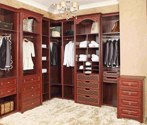 哪种木材制作的衣柜好     一起来看看吧