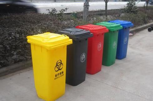 塑料垃圾桶选购有内幕
