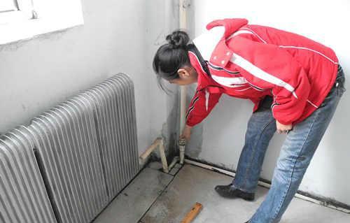 如何检测家里水管漏水、渗水现象
