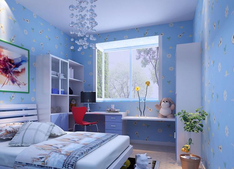 儿童房装修 壁纸如何选购