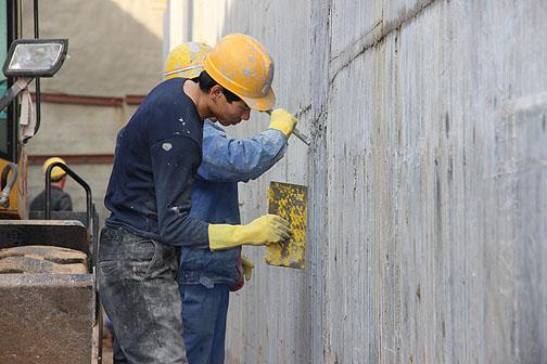外墙如何做防水处理