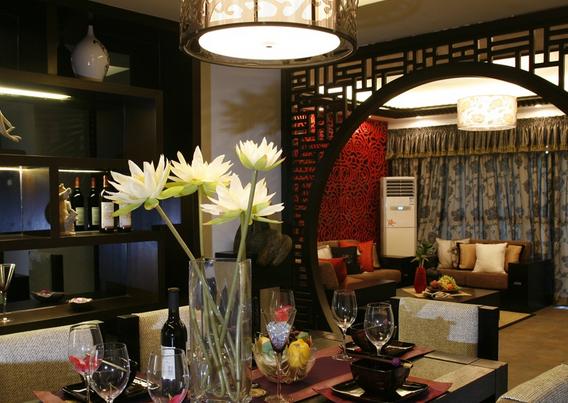 现代中式风格的设计说明介绍!