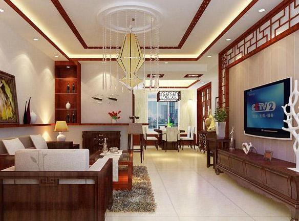 中国风的新中式风格设计说明!