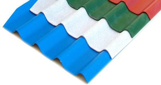 彩色水泥瓦的优越性有哪些?