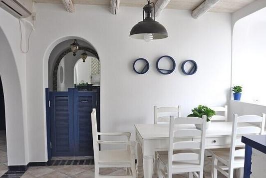 地中海风格装修,梦幻般的家居!