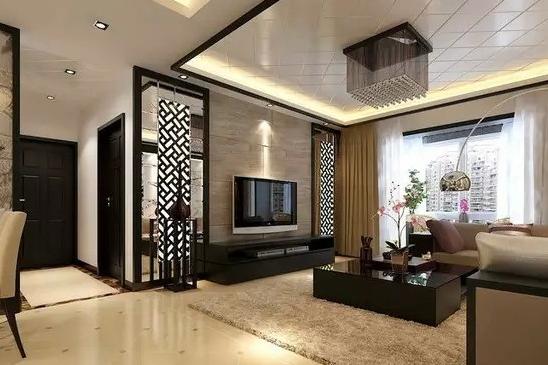 新中式装修风格:窗户