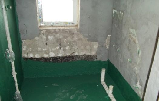 卫生间防水工作需要注意五个细节