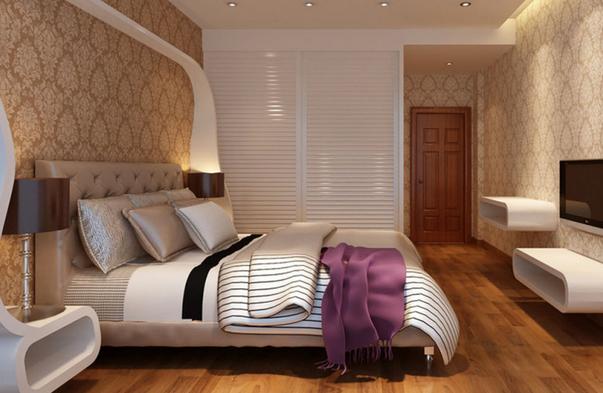 苏州90平米室内装修案例介绍及欣赏