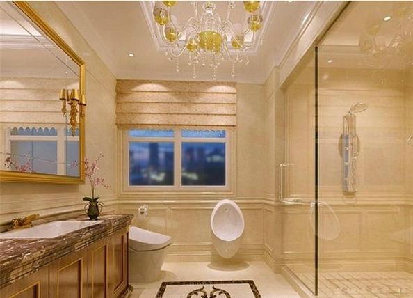 卫生间瓷砖颜色搭配小窍门