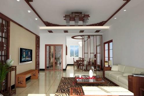 客厅装修风水