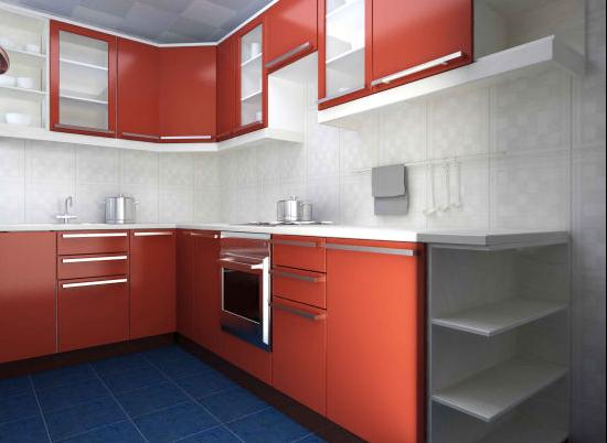 最新2015年嘉兴厨房装修效果图