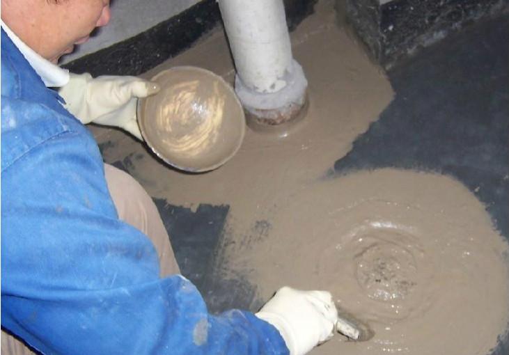 卫生间水管防水施工