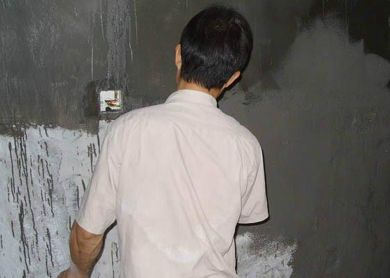 卫生间墙面防水施工