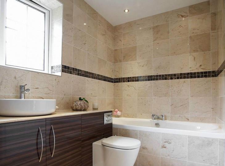 卫生间铺贴瓷砖是防水的关键