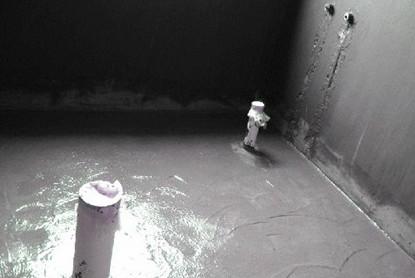 防水基层处理