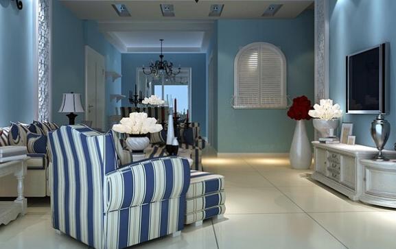 地中海风格室内装修