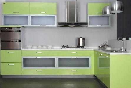 厨房装潢颜色