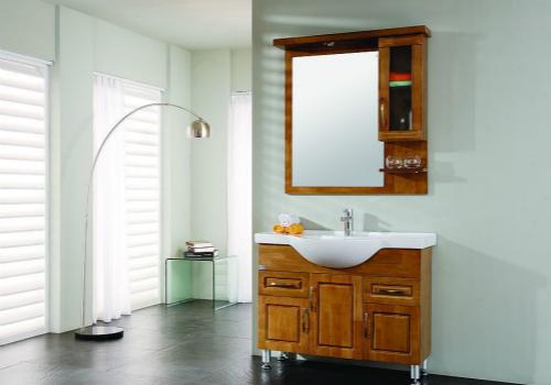 浴室柜的保养方法