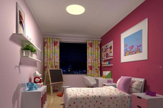 卧室灯具风水灯具的数量