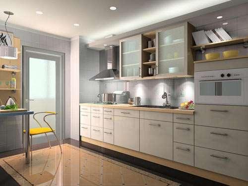 厨房样板房空间的合理利用原则
