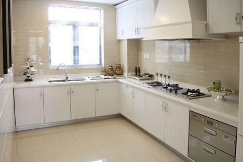 厨房样板房还要兼顾美观性的原则