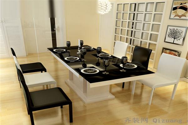 折叠式餐桌!居家必备