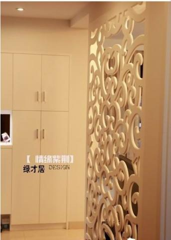 紫荆家园现代简约装修效果图实景图